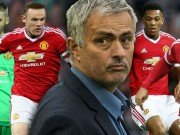 """Bóng đá - MU: Mourinho hy sinh kỳ nghỉ Giáng Sinh, """"trảm"""" 2 SAO"""