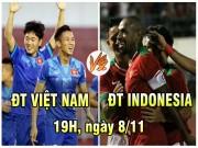 Bóng đá - Việt Nam - Indonesia: Hữu Thắng tổng duyệt đấu thầy Riedl