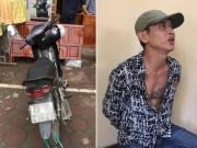 An ninh Xã hội - CSGT dùng võ quật ngã tên trộm xe máy
