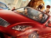 Phim - Ê kíp phim Thành Long phá nát siêu xe của hoàng tử Dubai