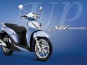 Xe máy - Xe đạp - Honda Việt Nam giới thiệu phiên bản mới SH Mode 125cc