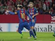 Bóng đá - Bàn thắng đẹp V11 Liga: Messi cứa lòng đỉnh cao chỉ xếp thứ 3