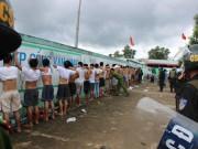 Tin tức trong ngày - Bắt khẩn cấp 20 đối tượng phá cơ sở cai nghiện Đồng Nai
