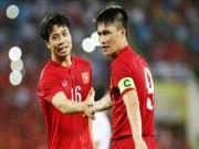 Bóng đá - Việt Nam phối hợp như mơ, Công Phượng ghi bàn bất ngờ
