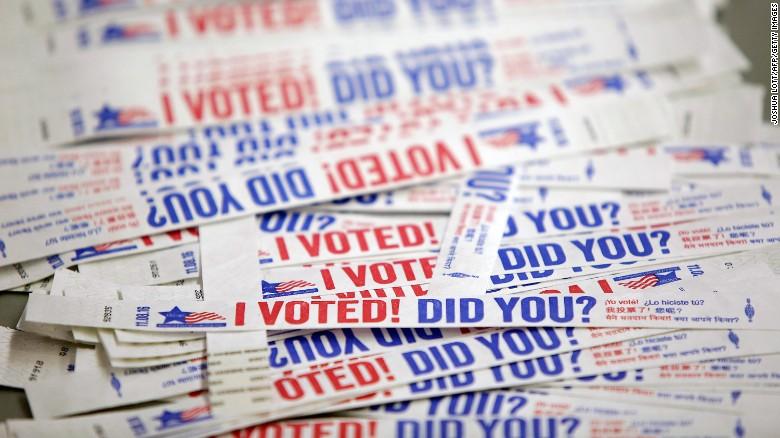 Những nơi Google nhiều nhất về bầu cử Mỹ - 2