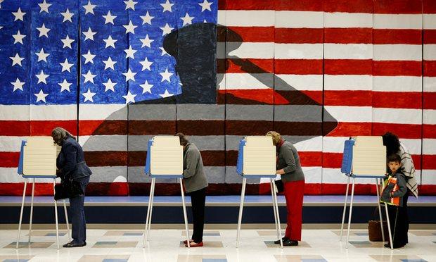 Bầu cử Mỹ: Kết cục bất ngờ chấn động - 37