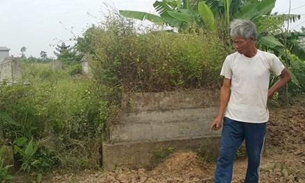 Tin mới nhất vụ hài cốt chôn trộm ở Thái Bình - 1