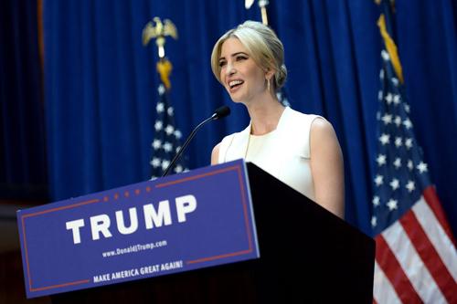 Con gái tỷ phú Donald Trump được dân mạng lùng sục - 5