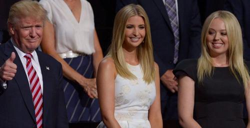 Con gái tỷ phú Donald Trump được dân mạng lùng sục - 10