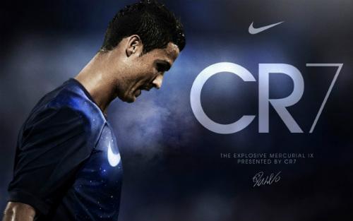 Sau hợp đồng tỷ đô, Ronaldo có thêm hợp đồng tỷ bảng - 1