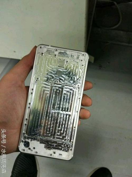 Trên tay ảnh thực tế Nokia D1C, vỏ kim loại - 2