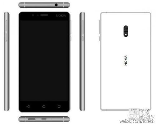 Trên tay ảnh thực tế Nokia D1C, vỏ kim loại - 7