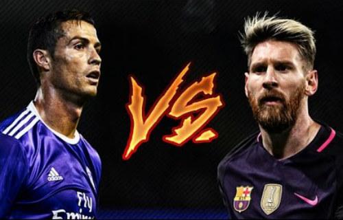 Hat-trick 5 trận liên tiếp, Messi, Ronaldo làm được không? - 2