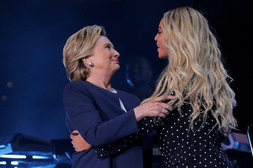 Các sao hạng A thế giới ủng hộ ứng cử viên tổng thống nào? - 4