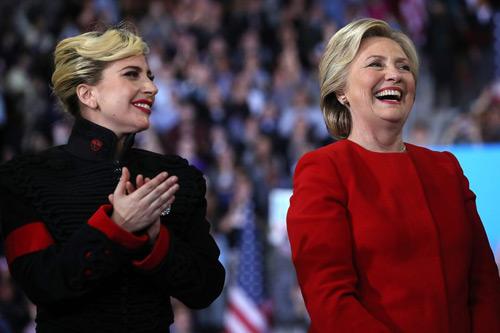 Các sao hạng A thế giới ủng hộ ứng cử viên tổng thống nào? - 10