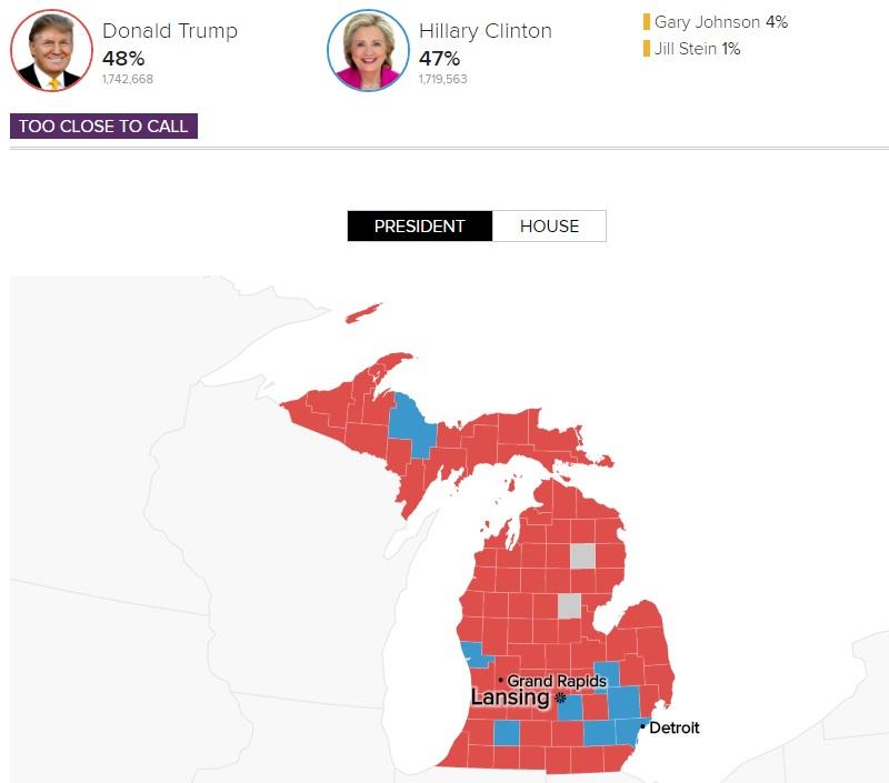Bầu cử Mỹ: Kết cục bất ngờ chấn động - 11
