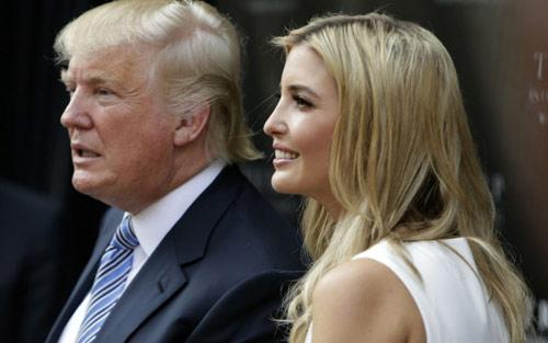 """Đọ sắc 2 ái nữ """"vàng"""" của Donald Trump và Hillary Clinton - 9"""