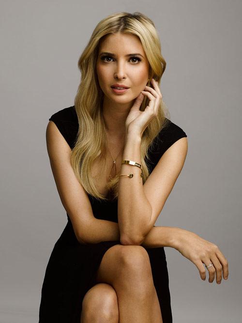 """Đọ sắc 2 ái nữ """"vàng"""" của Donald Trump và Hillary Clinton - 15"""