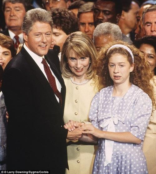 Tiết lộ về thiên thần đứng sau Hillary Clinton - 3