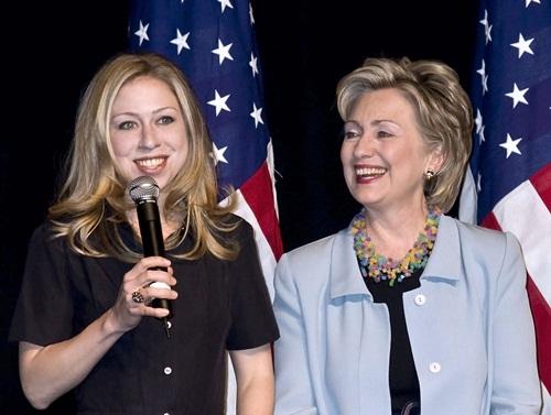 Tiết lộ về thiên thần đứng sau Hillary Clinton - 6