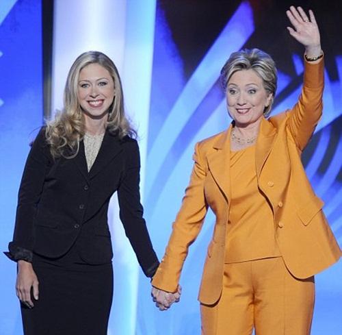 Tiết lộ về thiên thần đứng sau Hillary Clinton - 8