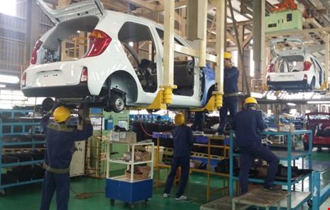 Bổ sung sản xuất ô tô vào kinh doanh có điều kiện - 1