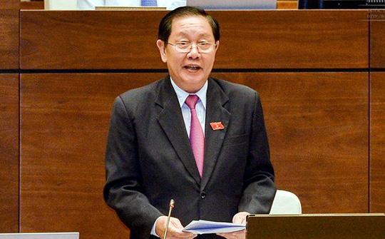 Ngày 10/11, báo cáo Chính phủ quy trình xử lý ông Vũ Huy Hoàng - 1