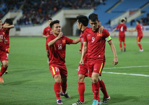 Công Vinh tuyên bố giải nghệ, quyết thắng Thái Lan ở AFF Cup 2016 - 1