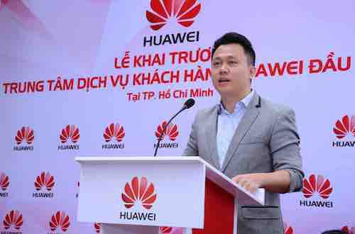 """Huawei: """"Bảo hành trong 2 giờ, chậm hơn sẽ đổi máy mới"""" - 1"""