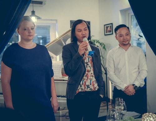 Em trai Thanh Lam biểu diễn ở HN trong tour xuyên Đông Nam Á - 4