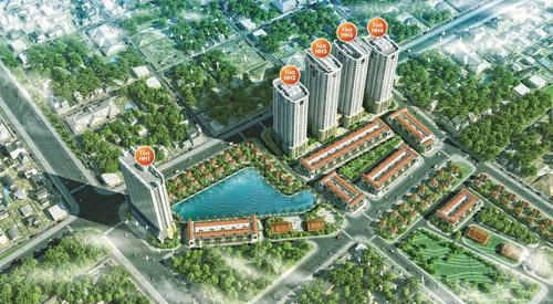 Cơ hội sở hữu căn hộ chất lượng cao với tổng giá trị 890 triệu đồng - 1