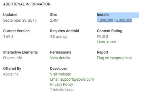 Ít nhất 10 triệu người dùng Android đã chuyển sang iOS - 1