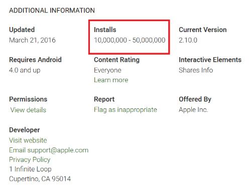 Ít nhất 10 triệu người dùng Android đã chuyển sang iOS - 2