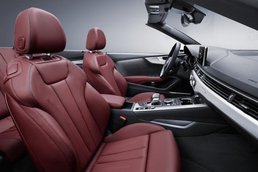 Audi A5 và S5 Cabriolet 2017 lộ diện - 4