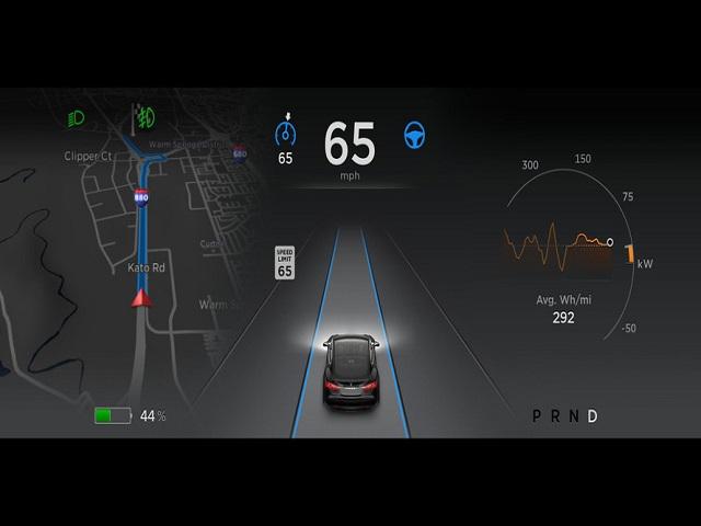 Hệ thống Autopilot của Tesla không an toàn cho giao thông - 1