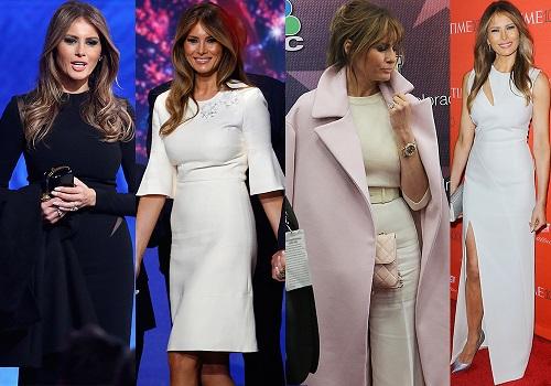 Ngắm vợ tân tổng thống sang chảnh nhất nước Mỹ - 3