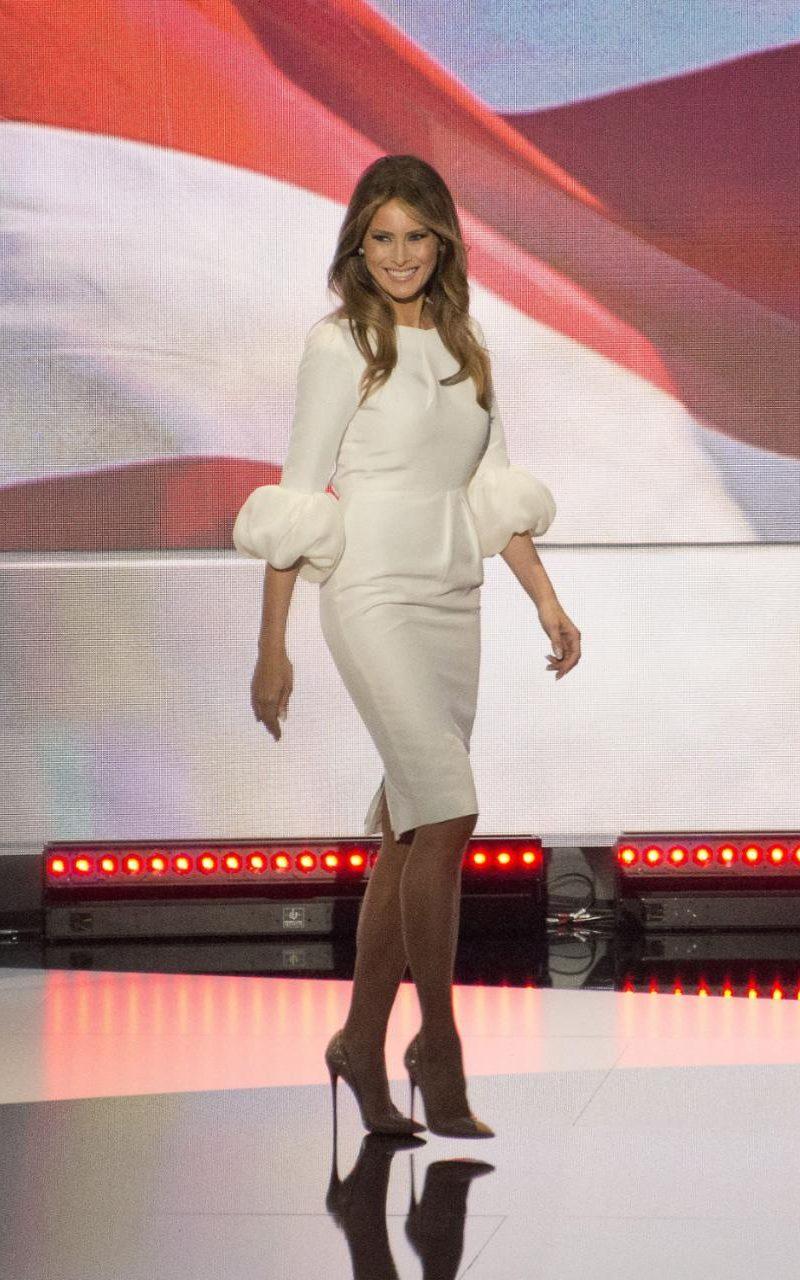 Ngắm vợ tân tổng thống sang chảnh nhất nước Mỹ - 5