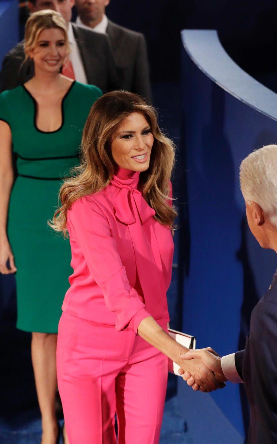 Ngắm vợ tân tổng thống sang chảnh nhất nước Mỹ - 7