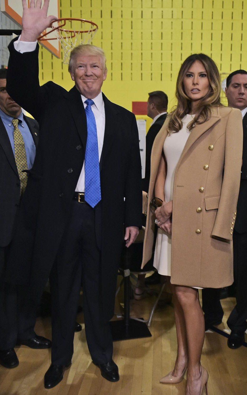 Ngắm vợ tân tổng thống sang chảnh nhất nước Mỹ - 9