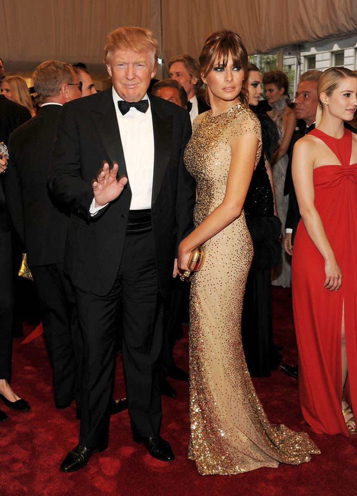 Ngắm vợ tân tổng thống sang chảnh nhất nước Mỹ - 11