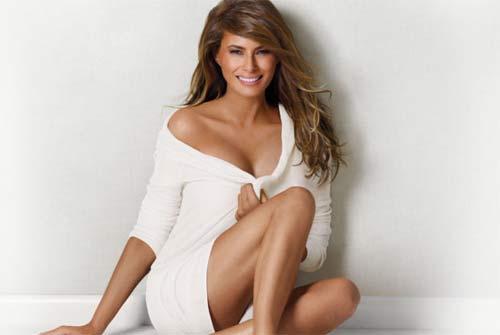 Bí mật vẻ đẹp say lòng người của vợ Donald Trump - 4