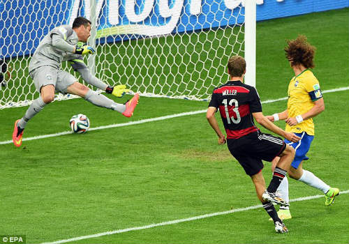 Đại chiến Brazil–Argentina: Không chỉ có Neymar & Messi - 1