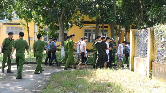 Bắt ngay những người cầm đầu vụ trốn trại ở Bà Rịa - Vũng Tàu - 4