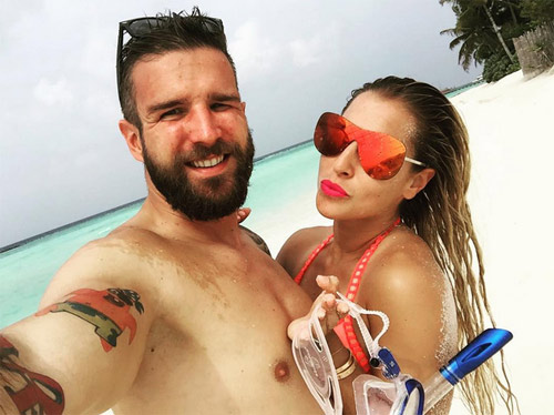 """""""Nàng Lọ Lem"""" tennis khoe ảnh bikini hút hồn ở Maldives - 4"""