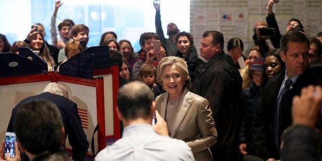 """Cách Mỹ kiểm 100 triệu phiếu bầu trong """"một nốt nhạc"""" - 1"""