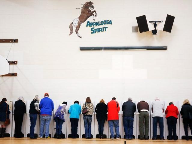 """Cách Mỹ kiểm 100 triệu phiếu bầu trong """"một nốt nhạc"""" - 2"""