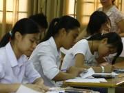 Giáo dục - du học - Thi THPT quốc gia 2017: Học sinh gặp khó khi ôn luyện