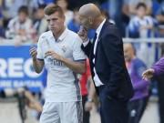 Bóng đá - Kroos nghỉ 2 tháng, Real lấy gì đá derby & El Clasico