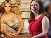 """Bạn trẻ - Cuộc sống - Đọ sắc 2 ái nữ """"vàng"""" của Donald Trump và Hillary Clinton"""