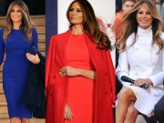 Thời trang - Ngắm vợ tân tổng thống sang chảnh nhất nước Mỹ